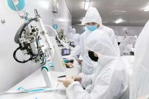 防护新材料赋能高标准医疗防护服生产